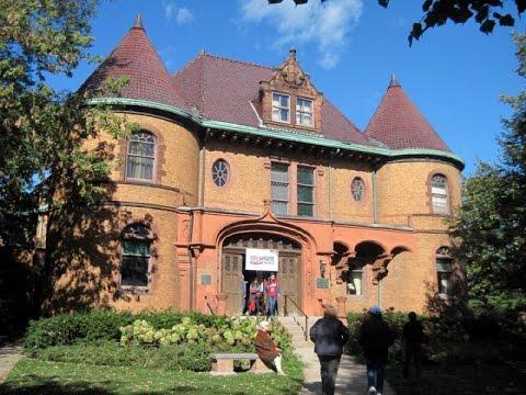 Historic C.G.Dawes Mansion       Evanston Illinois