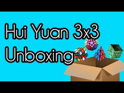 hui-yuan-3x3,-moyu-aolong-&-moyu-dianma-unboxing- -lightake
