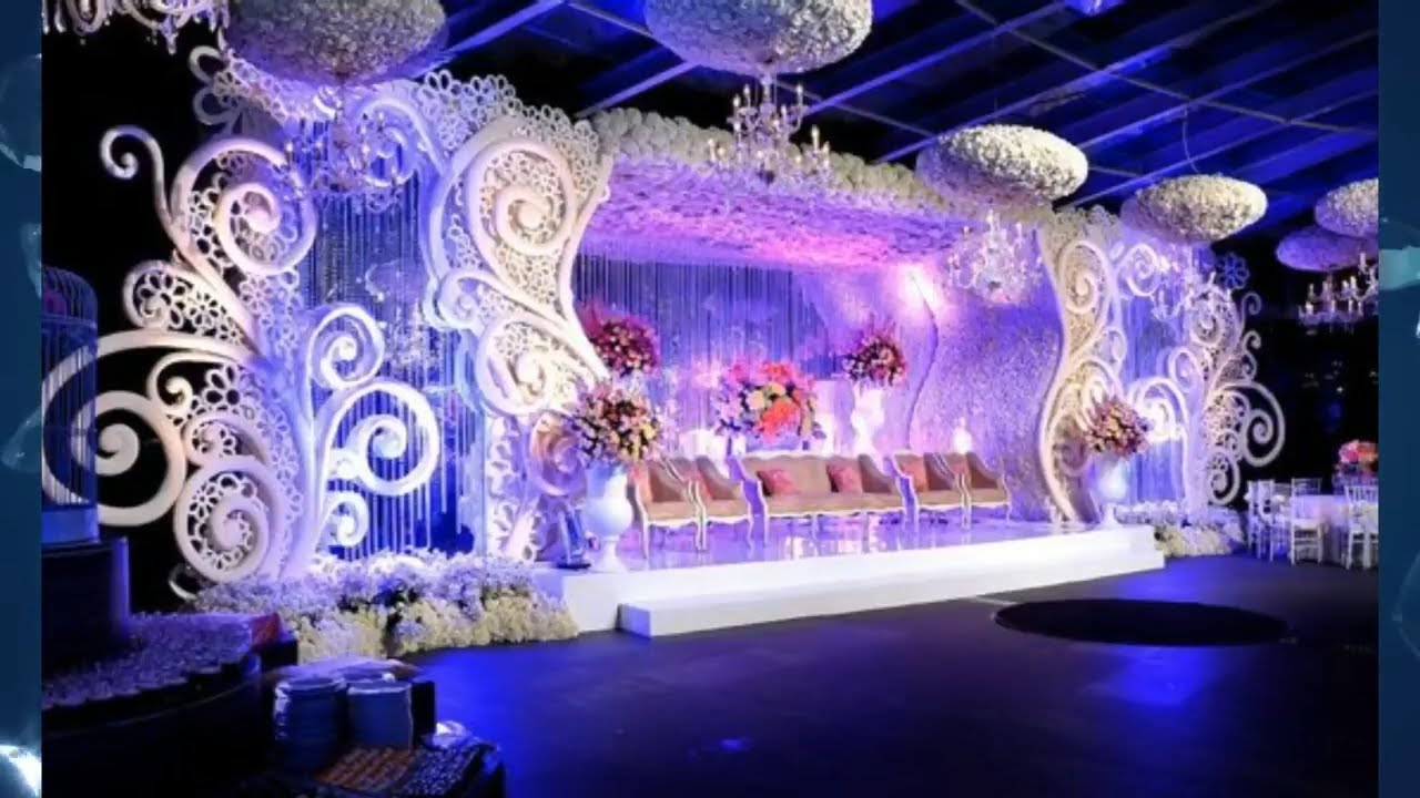 Best Wedding Stage Decoration Design Ideas 2018 Luxury And Simple