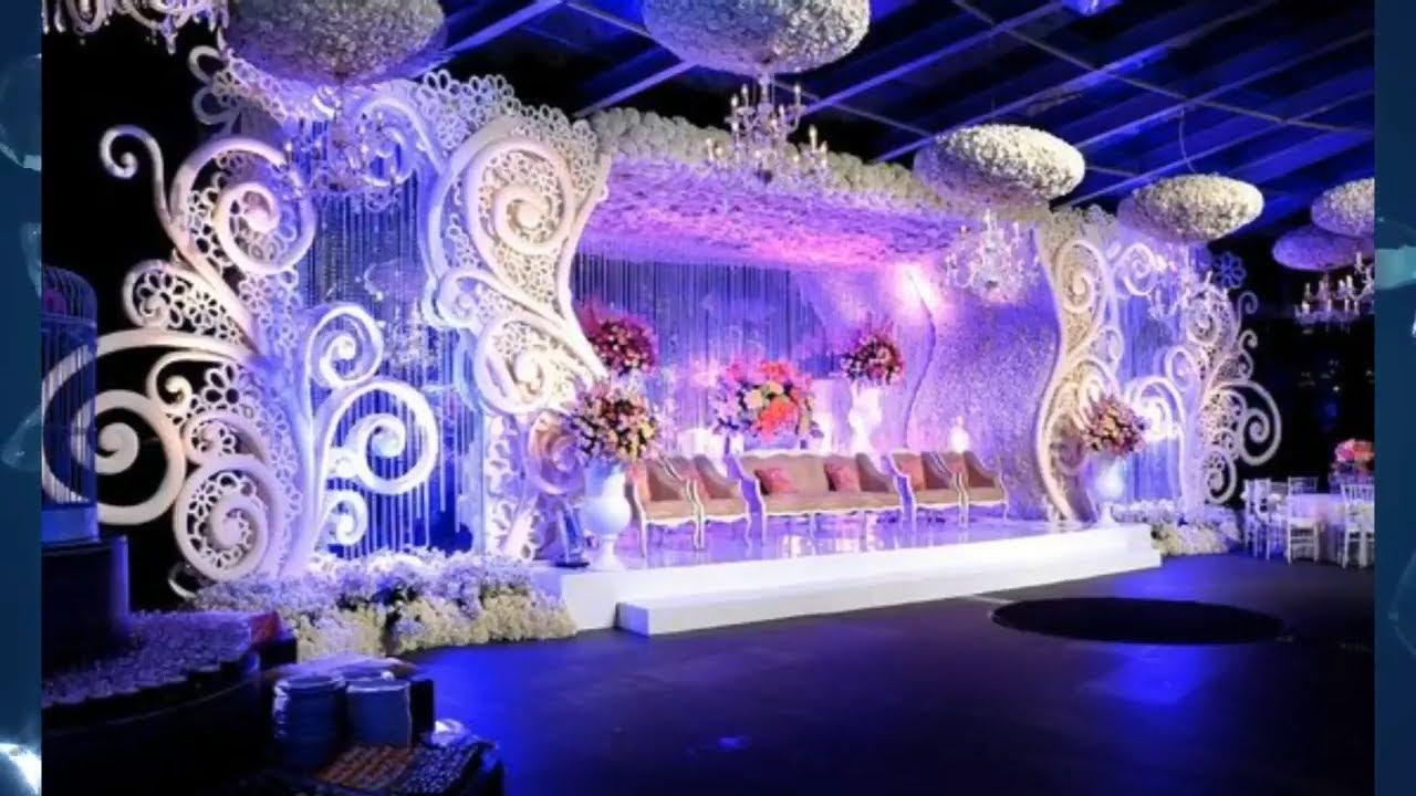 Best Wedding Stage Decoration Design Ideas 2018 Luxury