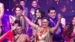 Adaa Khan, Shikha, Neelu and Kamya's performance for & tv's Grand Diwali celebration