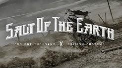 Salt of the Earth || Icon 1000 x British Customs