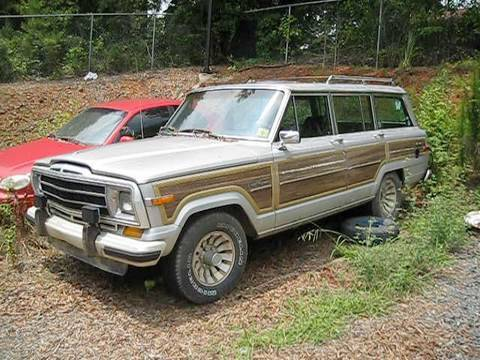 1987 Jeep Grand Wagoneer Attempt To Start, Engine, and In Depth Tour  Cherokee Wiring Harness on f150 wiring harness, mustang wiring harness, astro van wiring harness, ram truck wiring harness, tahoe wiring harness, ramcharger wiring harness, dodge wiring harness, 4runner wiring harness, cj wiring harness, jeep xj wiring harness,