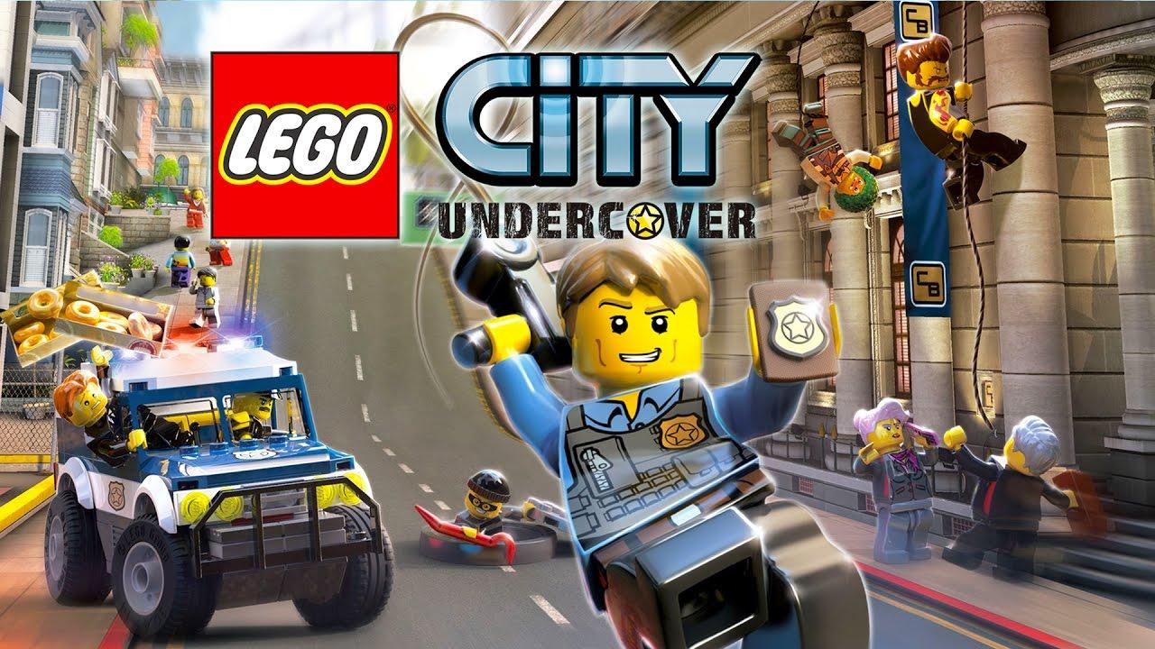 Lego City Undercover En Francais Jeux Video De Dessin Anime Pour