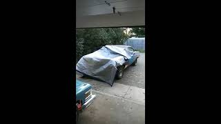 1965 impala build (rear deck lid)