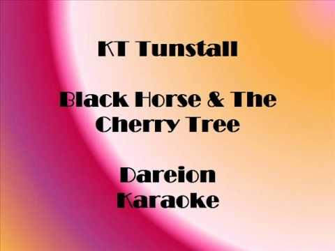 Dareion KT Tunstall Big Black Horse & The Cherry Tree Karaoke