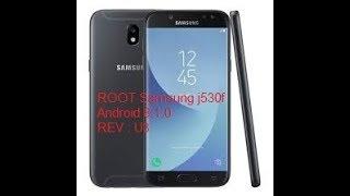 J530f u4 root