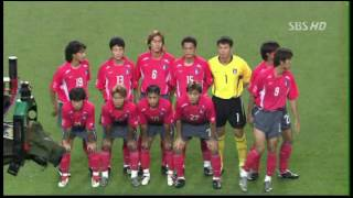020629 FIFA 2002 World cup Korea vs Turkey 3rd place play-off 1st Half