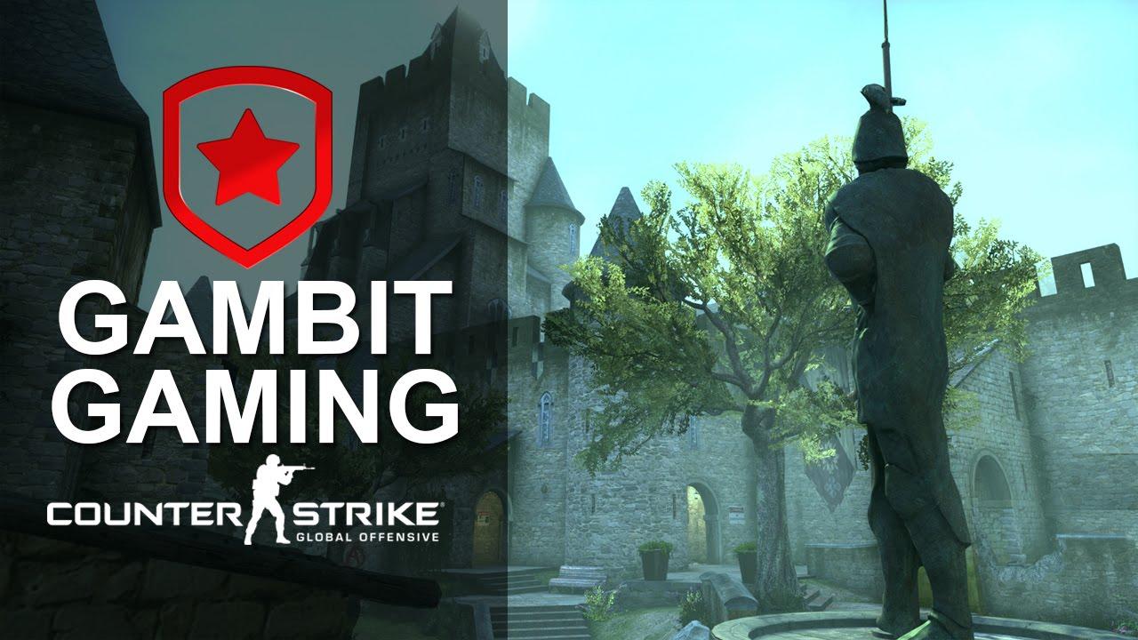 Картинки по запросу gambit cs go