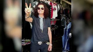 Message from Glenn Hughes - October 20th, 2017