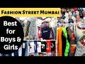 Fashion Street Mumbai | Best For College Wear | Bags, Shoes & Cloths |