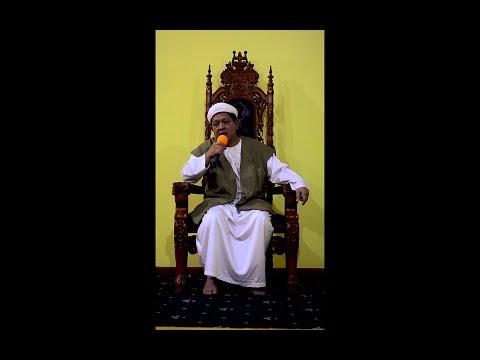 Apa itu Sufi II - Syaikh waasi' Achmad Syaechudin