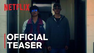 D.P. | Official Teaser | Netflix