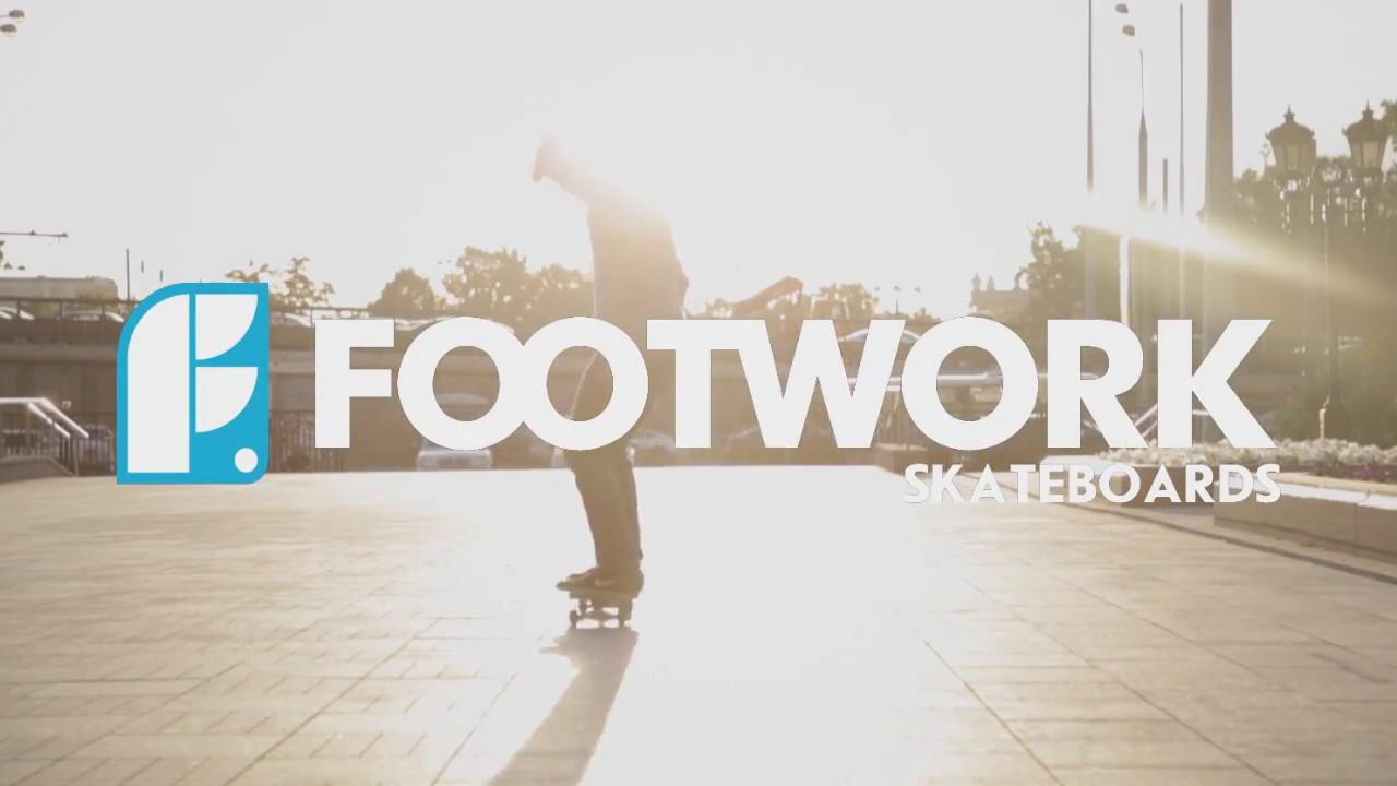 Картинки по запросу footwork skate logo