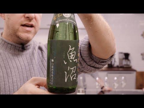 Testar mögelbehandlat risavkok (sake)