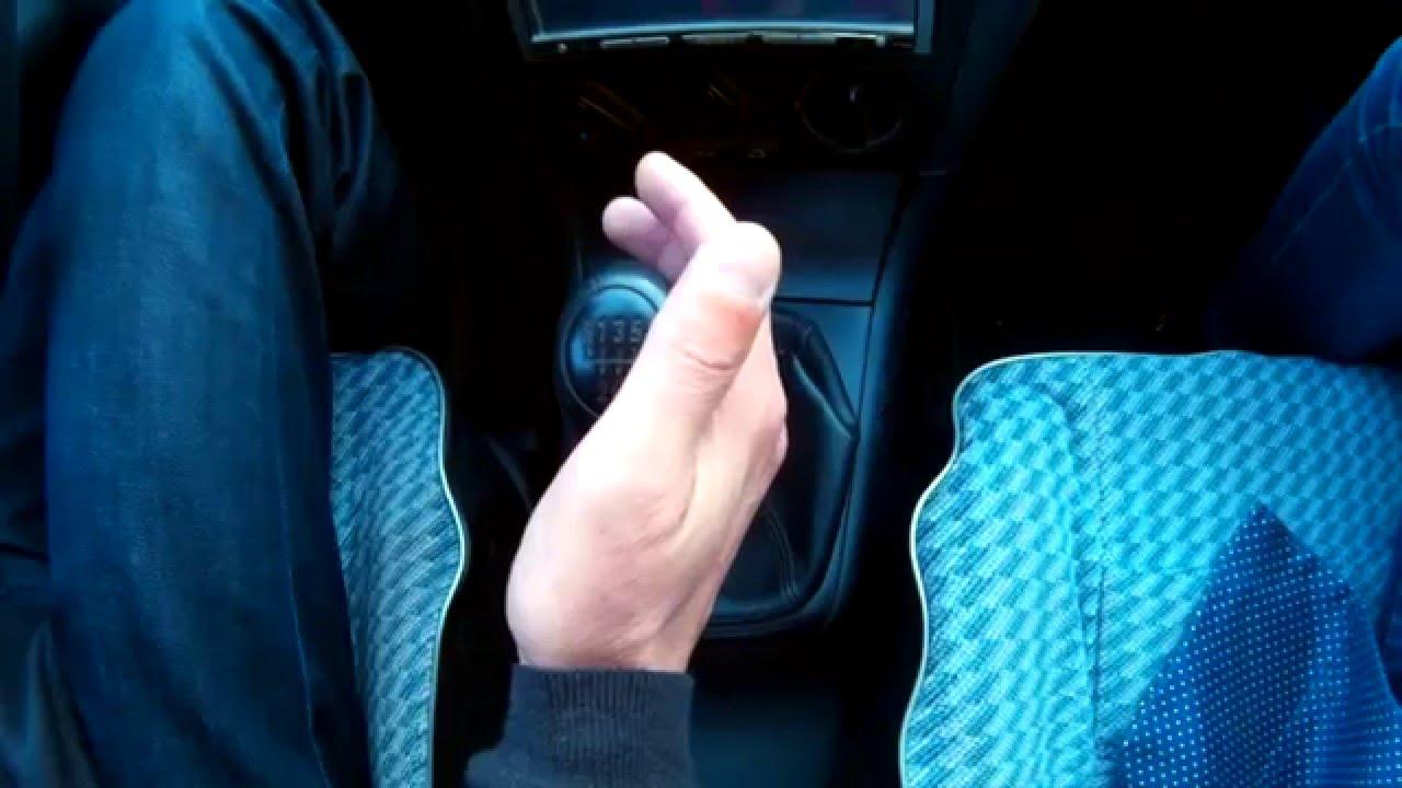 Как Правильно Переключать Передачи МКПП. Видеоурок Вождения №6