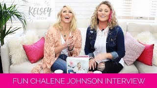 Chalene Johnson Interview with Kelsey Humphreys on Health, Entrepreneurship Success, 131 and More!