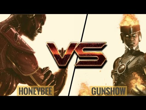 THE BEST FIRESTORM! HoneyBee vs GunShow!