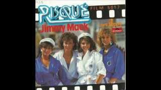 "Risqué Jimmy Mack. 7"" Singel Remasterd By B.v.d.M. 2013"