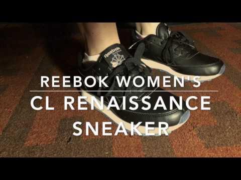 Reebok women's Cl Renaissance ice fashion sneaker