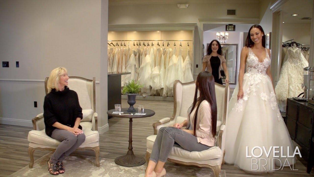 Wedding Dresses In Glendale Los Angeles Lovella Bridal