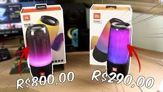 JBL Pulse 3 RÉPLICA por APENAS R$290! É melhor que a original?