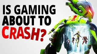 "The Truth Behind The Next Video Game ""Crash"""