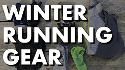 11 ESSENTIAL WINTER RUNNING GEAR & TIPS