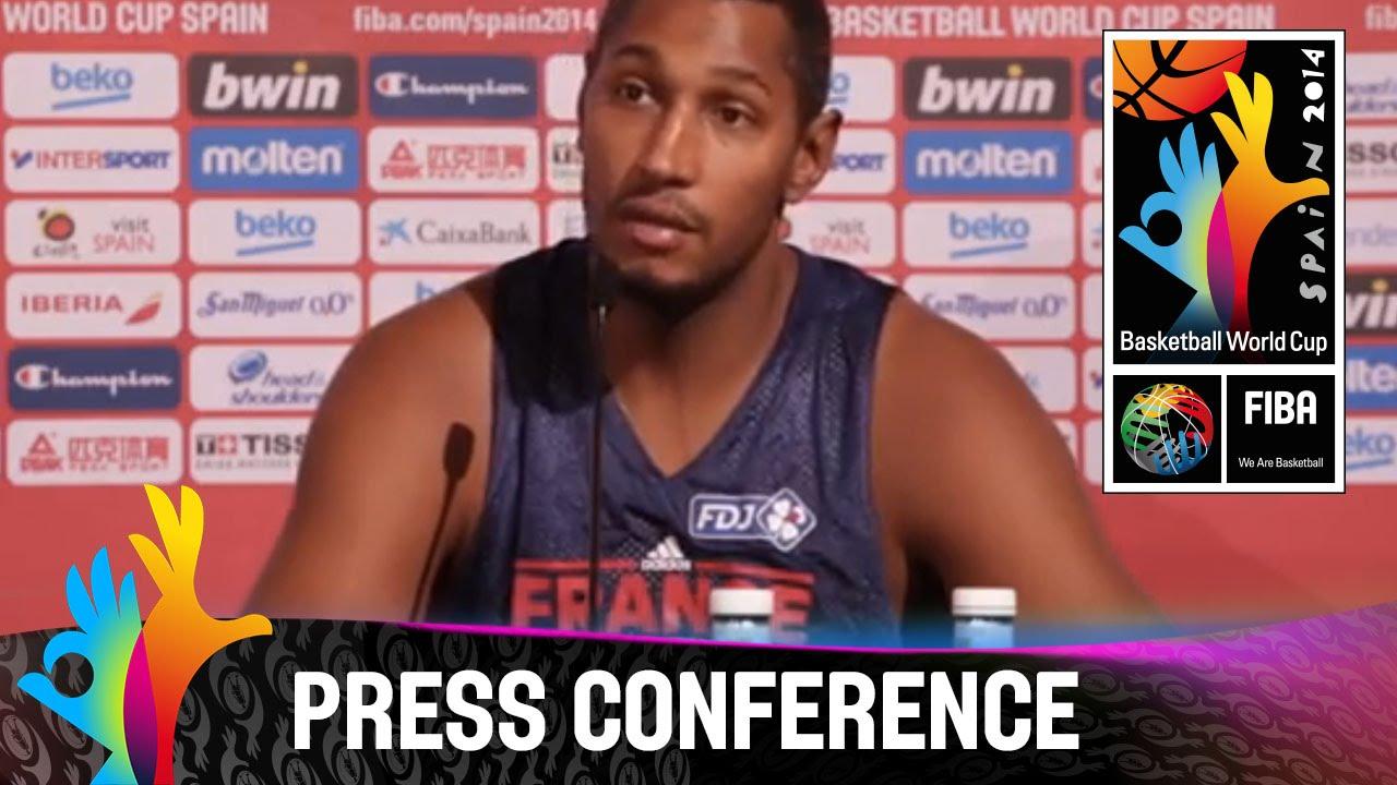 France - Semi Final - Pre-Game Press Conference