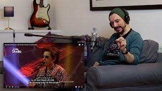 Vocal Coach Reaction - Ali Zafar 'Rockstar'