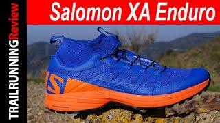 Salomon XA Enduro Review