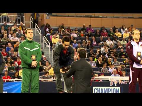 Illinois Men's Gymnastics NCAA Event Finals Highlights 4/12/14