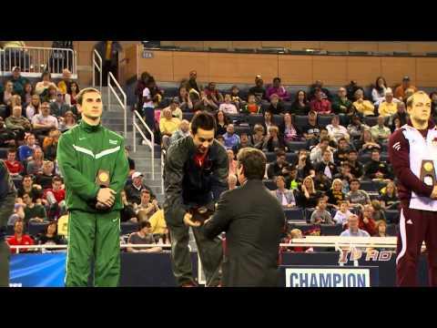 Illinois Men's Gymnastics NCAA Event Finals Highlights 4/12/14