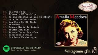 Amalia Mendoza. Rancheras, Colección Mexico #97 (Full Album/Album Completo) YouTube Videos