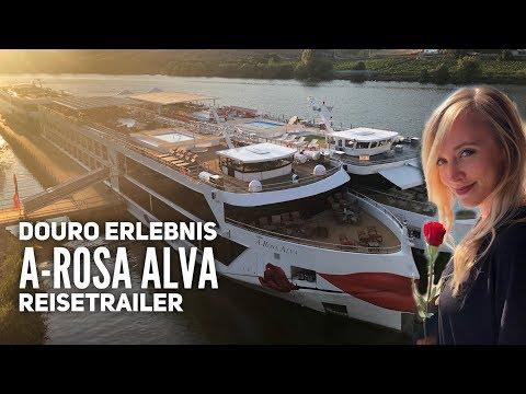 A-ROSA Alva Douro Erlebnis Portugal - Reisetrailer