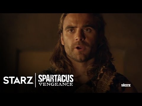 Spartacus: Vengeance | Episode 7 Clip: A Phoenix From The Ashes | STARZ