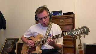 Energy Fleets - King Krule (Guitar Cover)