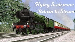 Flying Scotsman: Return to Steam