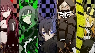 Repeat youtube video Black Rock Shooter Extended Opening