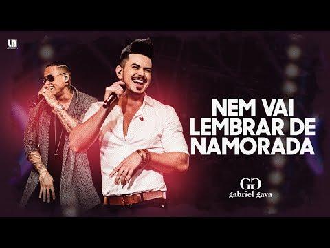 Gabriel Gava Part. Léo Santana - Nem Vai Lembrar de Namorada - DVD 2016 (Vídeo Oficial)