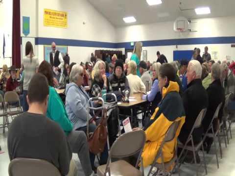 2016 Nevada Democratic Caucus - Douglas County Precinct 11