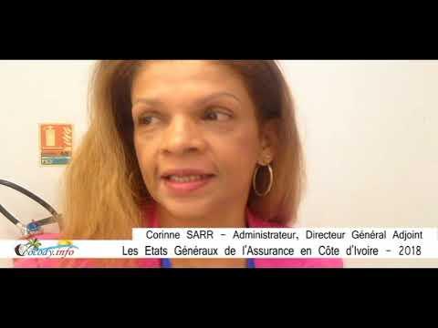 Côte d'Ivoire- L'Industrie Africaine des Assurances à Abidjan