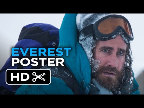 Everest - Poster First Look (2015) - Jake Gyllenhaal Thriller HD