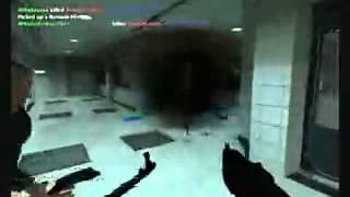 Gambar cover WNx - GoldenEye: Source 2v6 Team Deathmatch