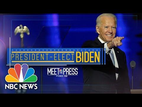 Meet The Press Broadcast (Full) - December 27th, 2020 | Meet The Press | NBC News