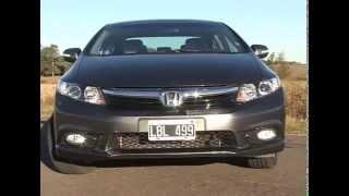Honda Civic EXS 1.8 Aut.- Test - Matías Antico