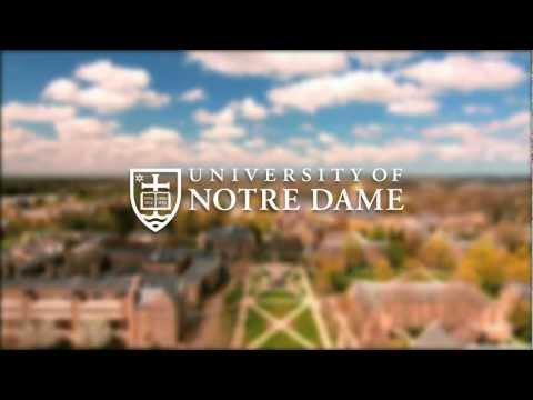 """""""Lyphout's Legacy"""" University of Notre Dame"""