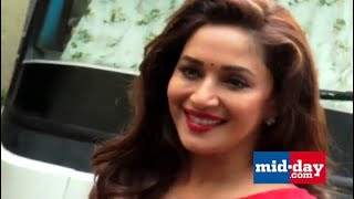 Best of Bollywood News: Madhuri Dixit speaks up on Sanjay Dutt's biopic