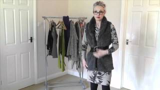 Sue Donnelly - How to wear one dress 10 ways