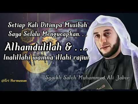 Kata Bijak Syekh Ali Jaber Youtube